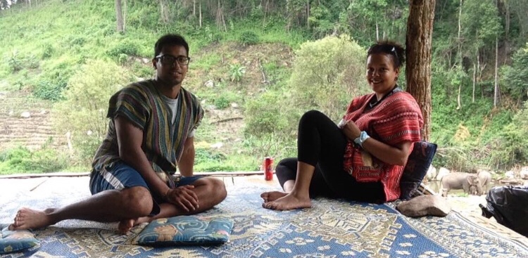 mahut attire at the elephant jungle sanctuary